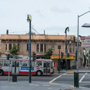 24 Divisadero traveling on Third St in the Bayview