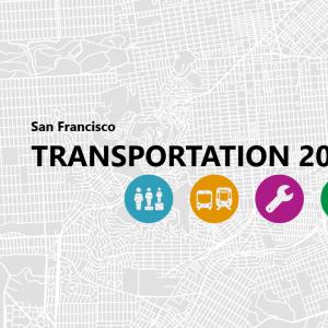 Transportation 2050 Report Cover