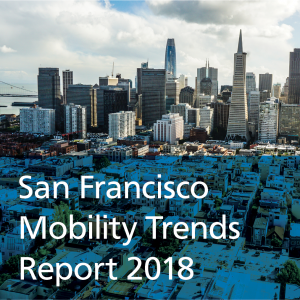 Image of the Mobility Trends Report Cover Page