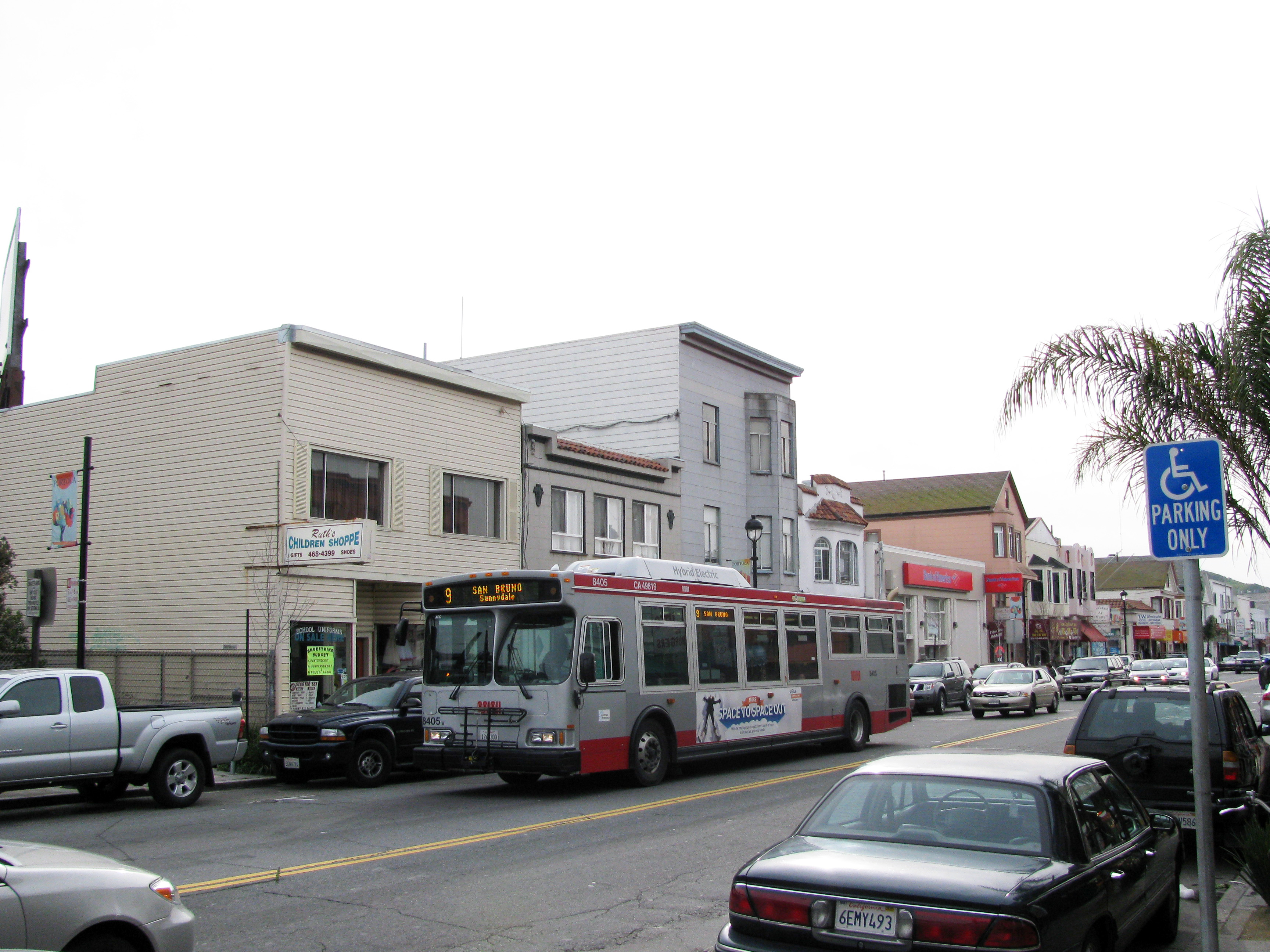 San Bruno Ave Multimodal Improvement Project