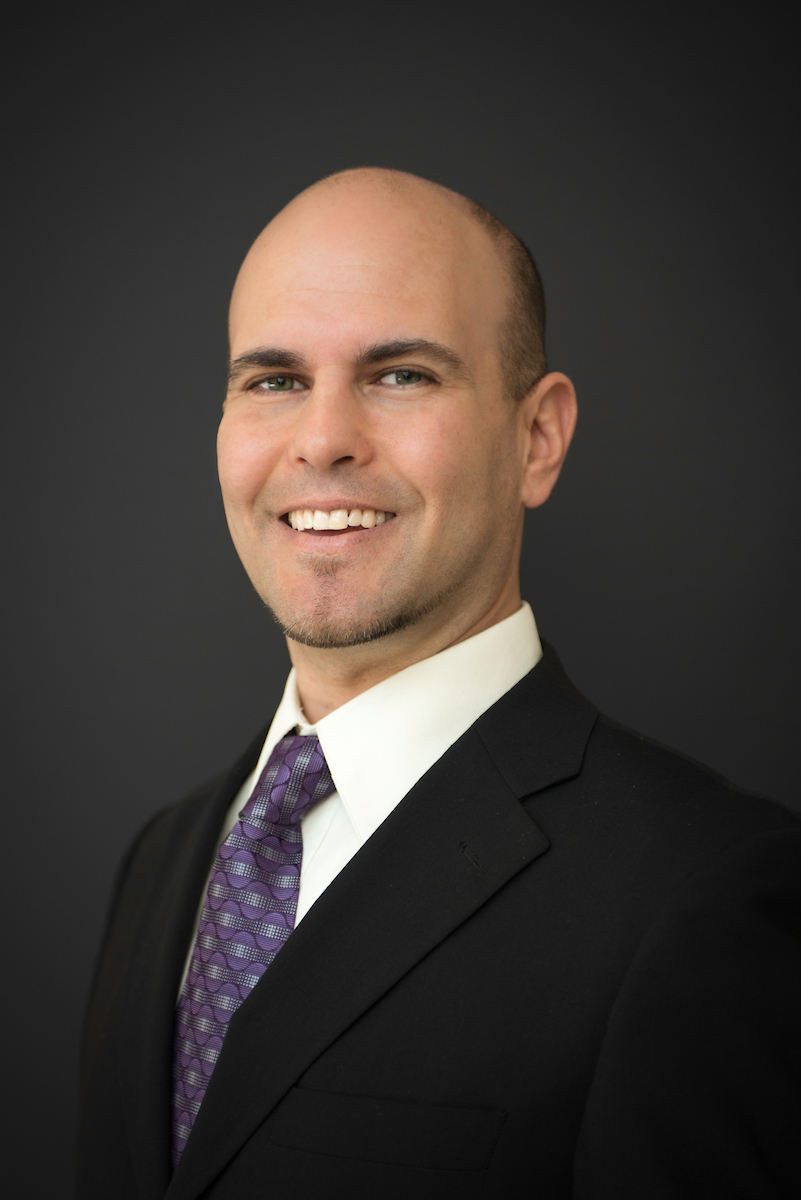 Picture of Local Government Affairs Manager Joel Ramos