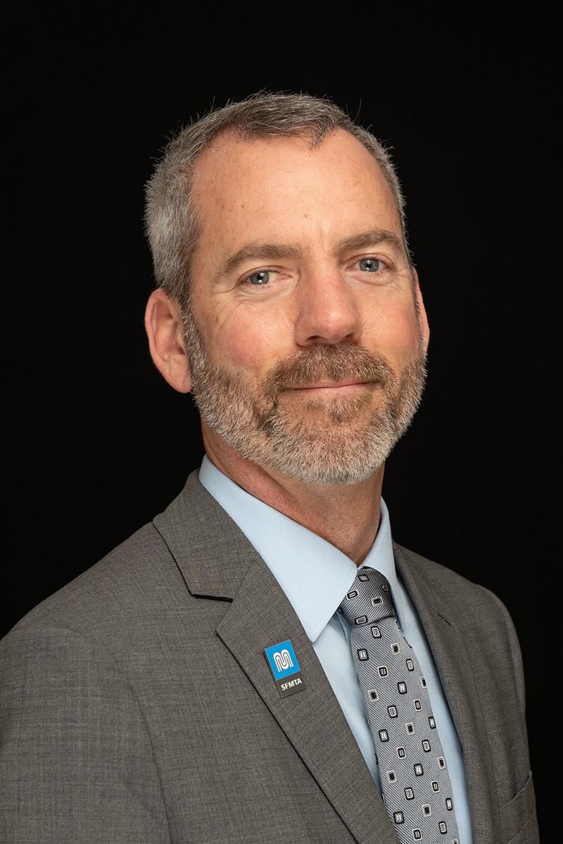 Portrait of Director of Transportation Jeffrey Tumlin