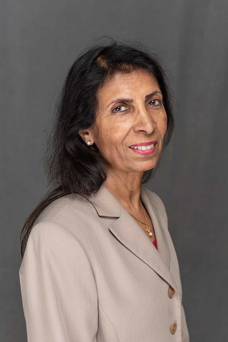 Portrait of Employee and Labor Relations Manager Parveen Boparai