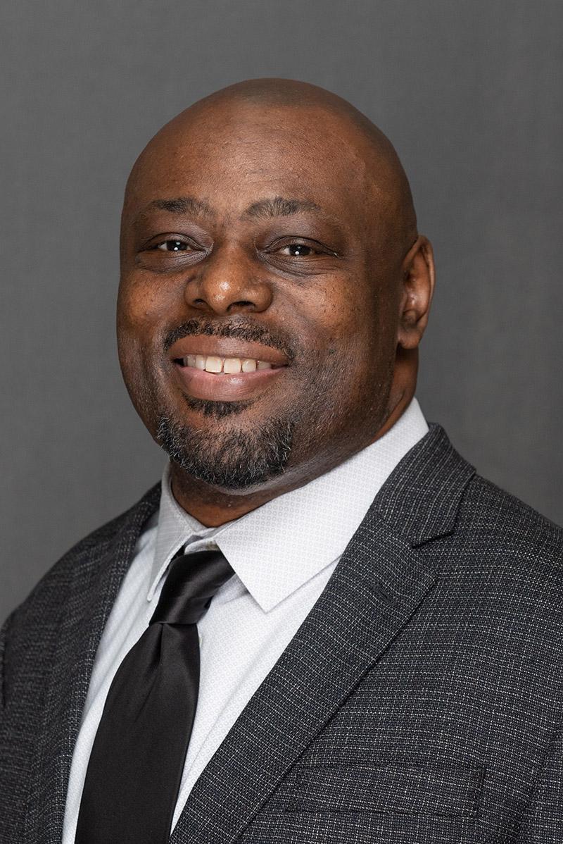 Portrait of Senior Operations Manager Brent Jones