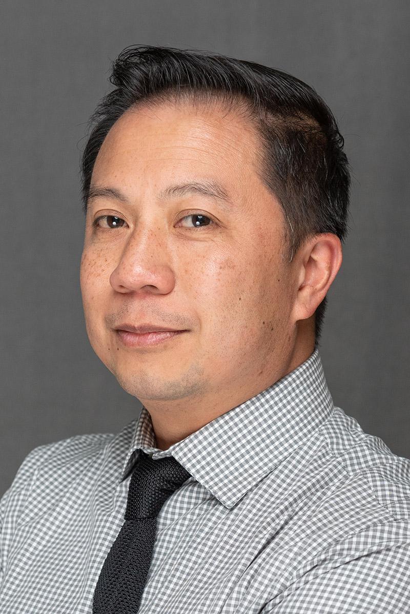 Portrait of Talent Acquisition & Leave Managment Manager James Cerenio