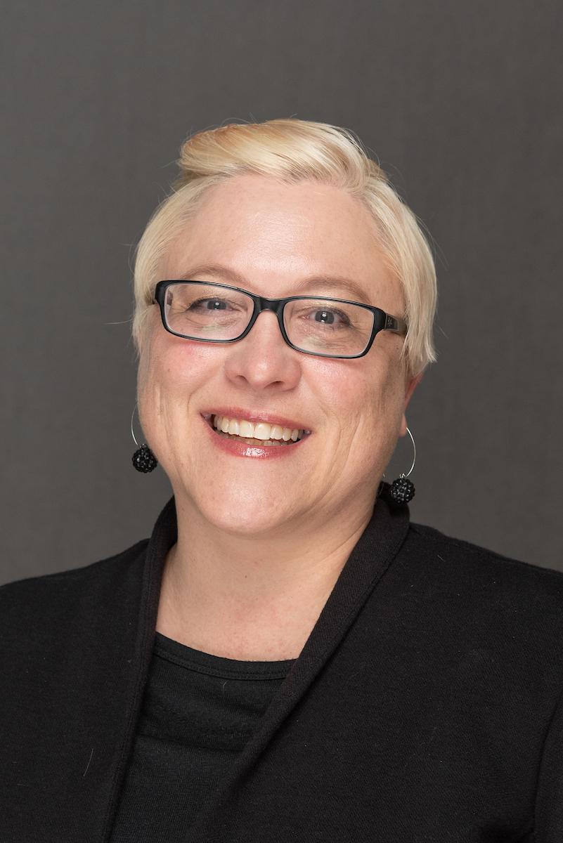 Portrait of Customer Service Manager Kristen Holland