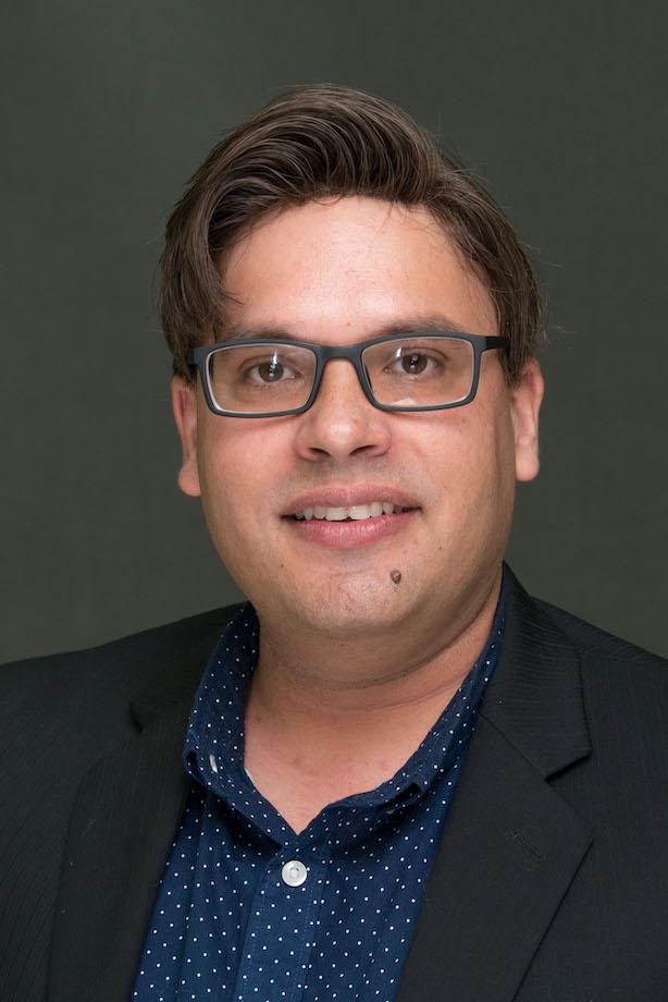 Jonathan Rewers portrait