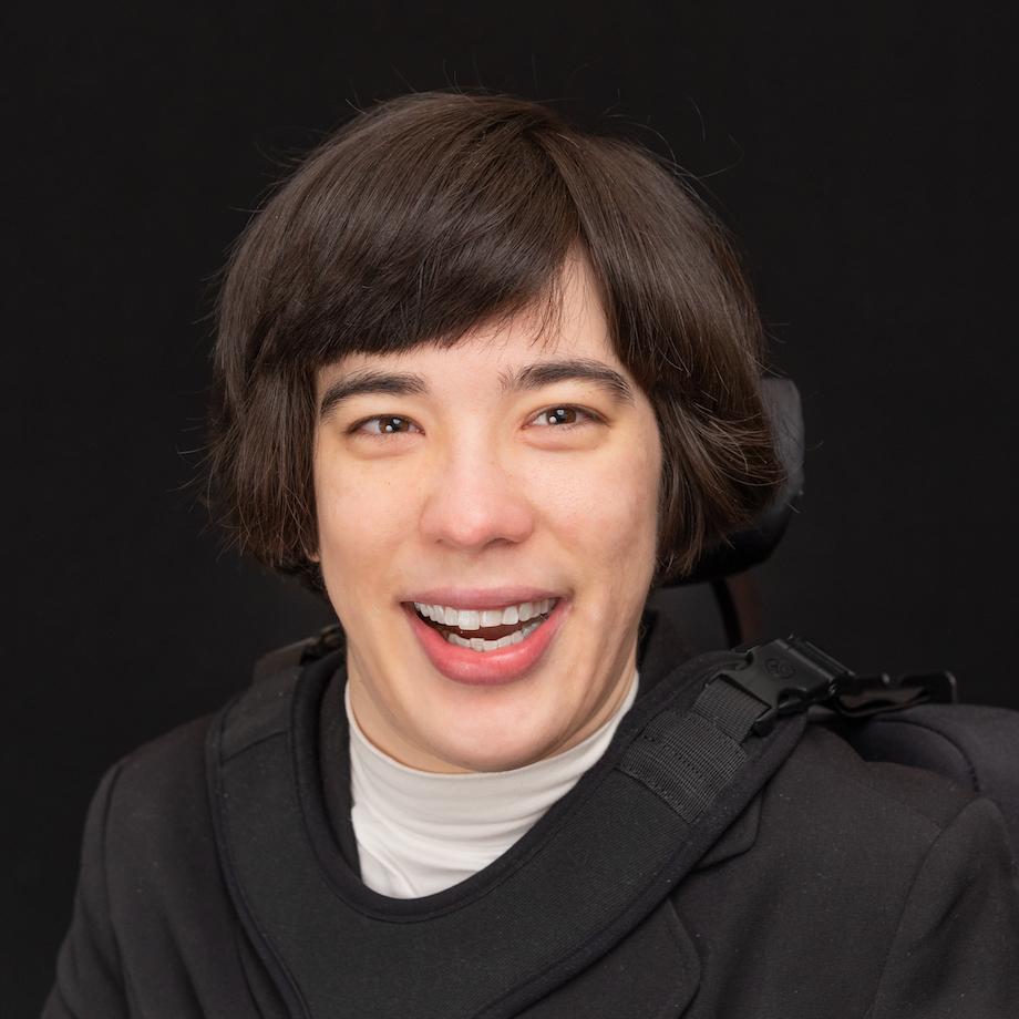 Portrait of Fiona Hinze